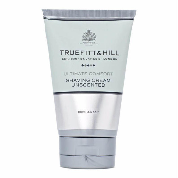 Truefitt & Hill Ultimate Comfort barberkrem i tube Barberkrem i tube Truefitt & Hill
