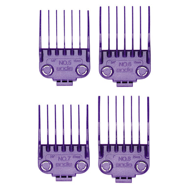 Andis Master Dual Magnet Small 5-Comb Set