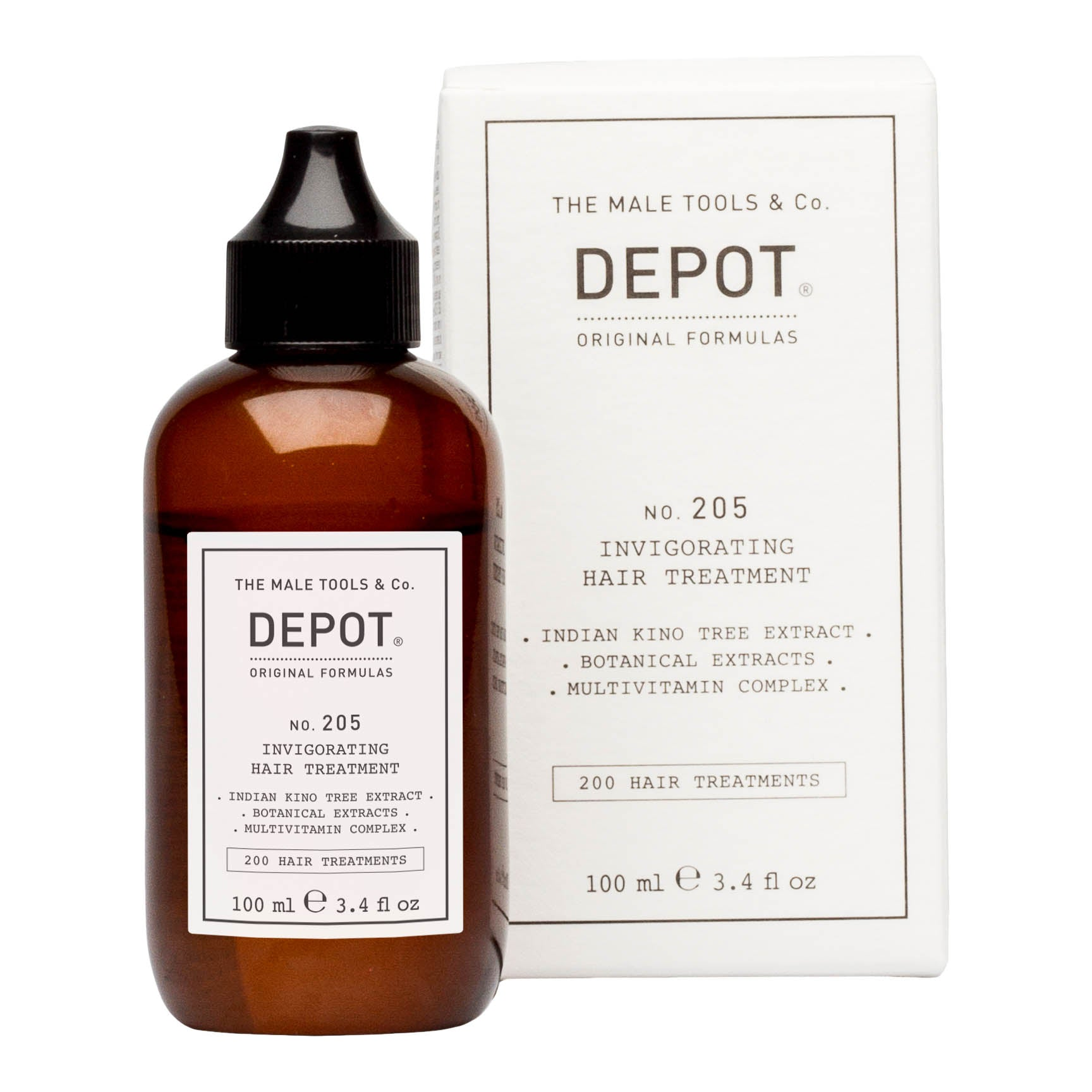 Depot No. 205 Invigorating Hair Treatment