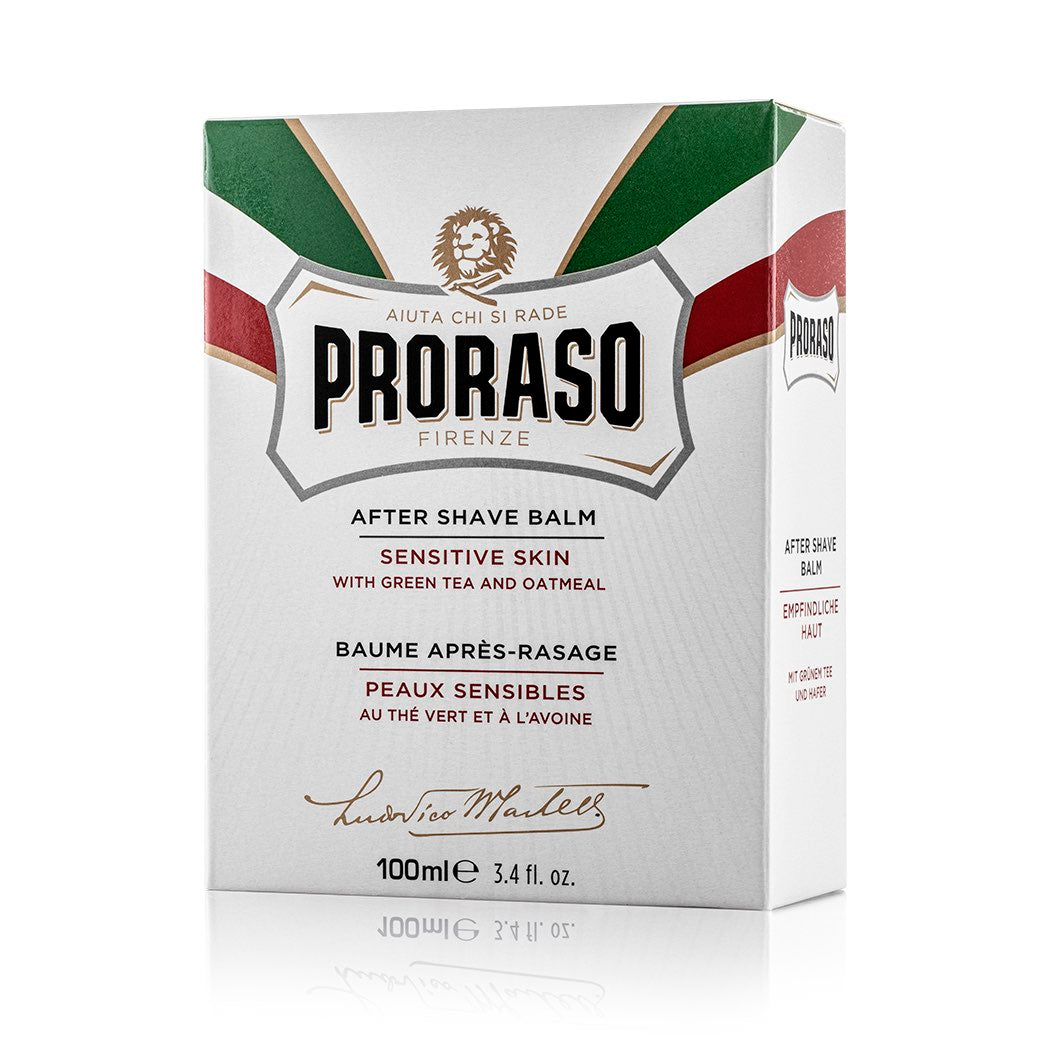Proraso Liquid After Shave Cream - Grønn te og havre
