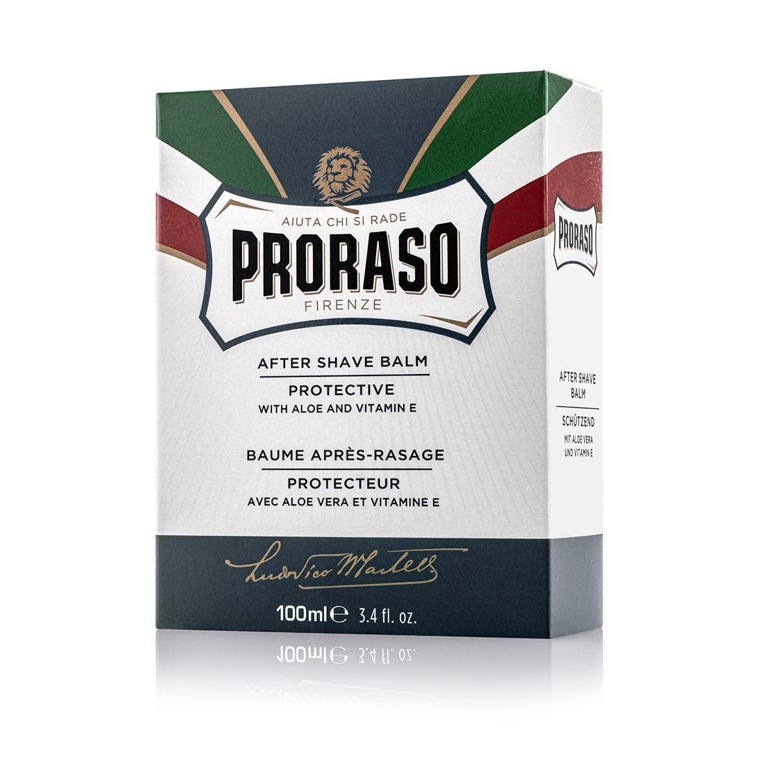 Proraso Liquid After Shave Cream - Aloe vera og vitamin E