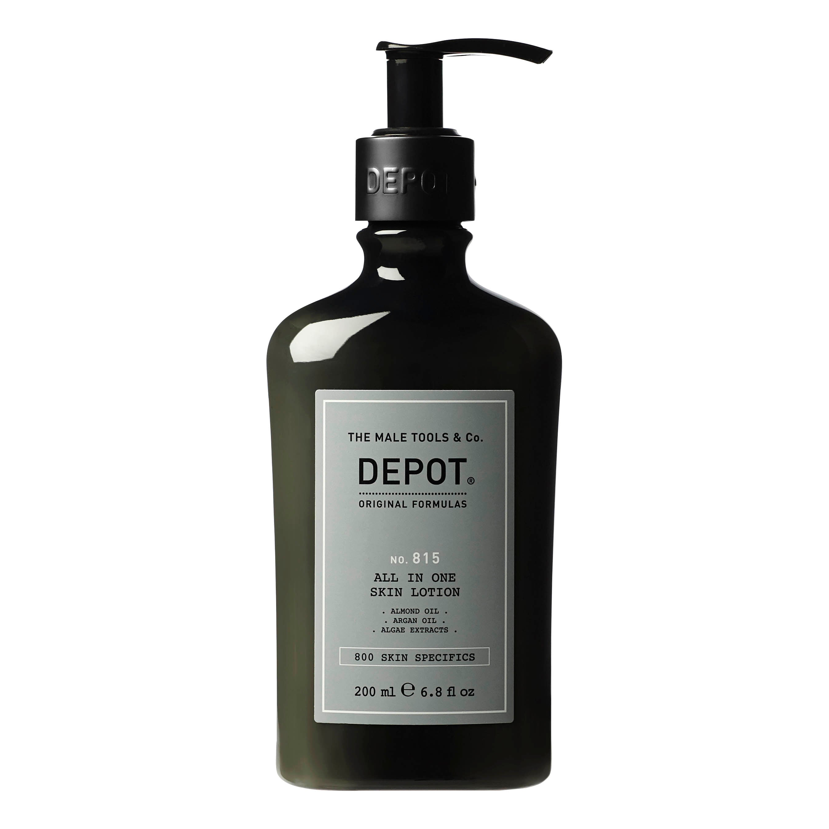 Depot No. 815 All In One Skin Lotion body lotion