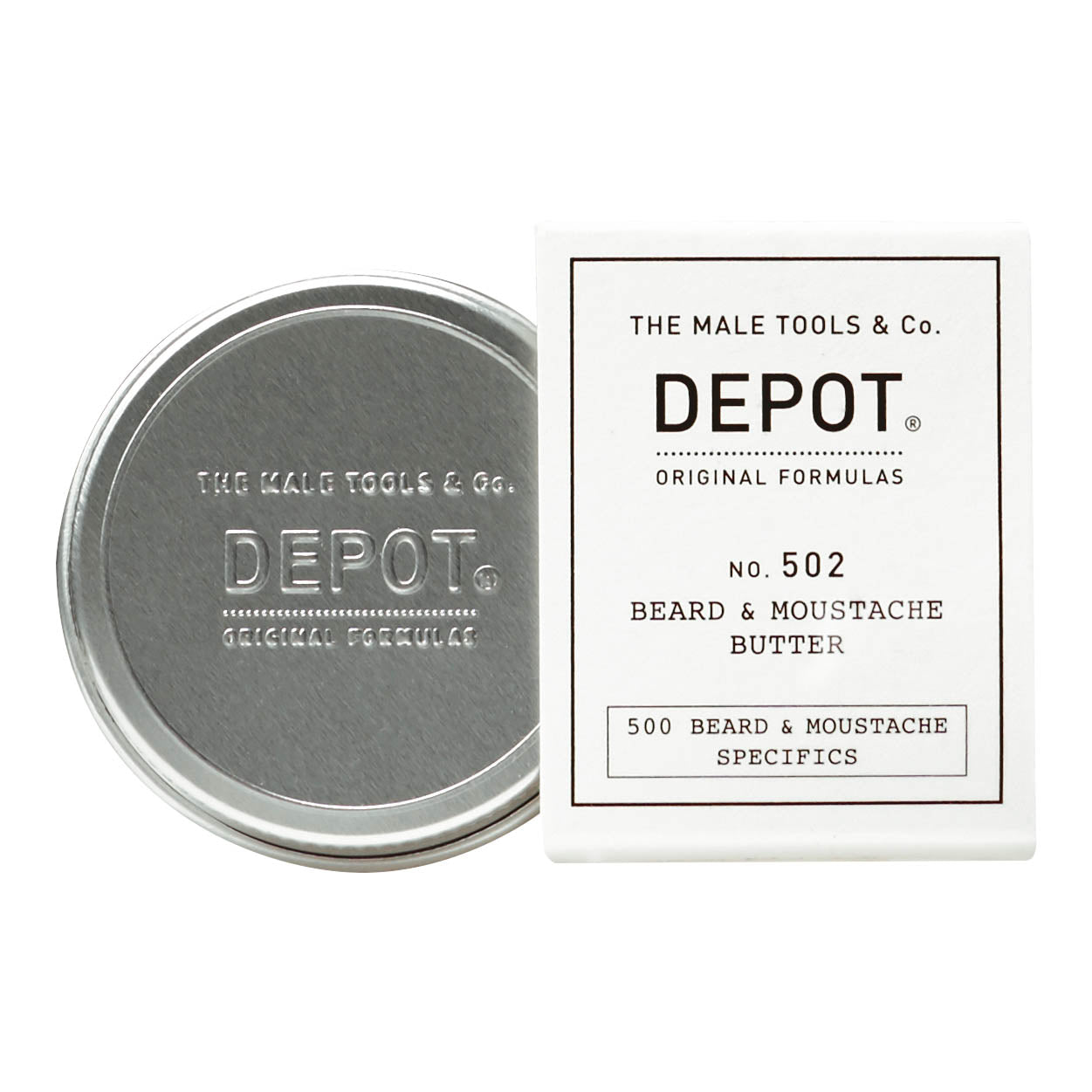 Depot No. 502 Beard & Mustache Butter