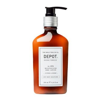 Depot No. 604 Moisturizing Hand Lotion - Citrus & Herbs
