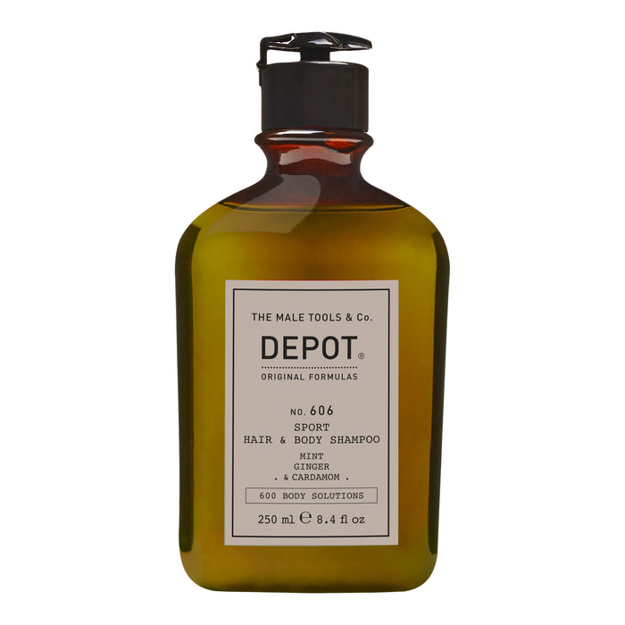 Depot No. 606 Sport Hair & Body Shampoo