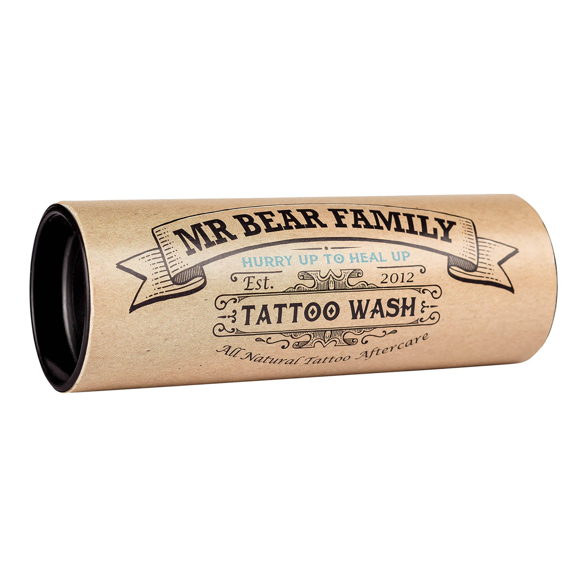 Mr Bear Family Tattoo Wash
