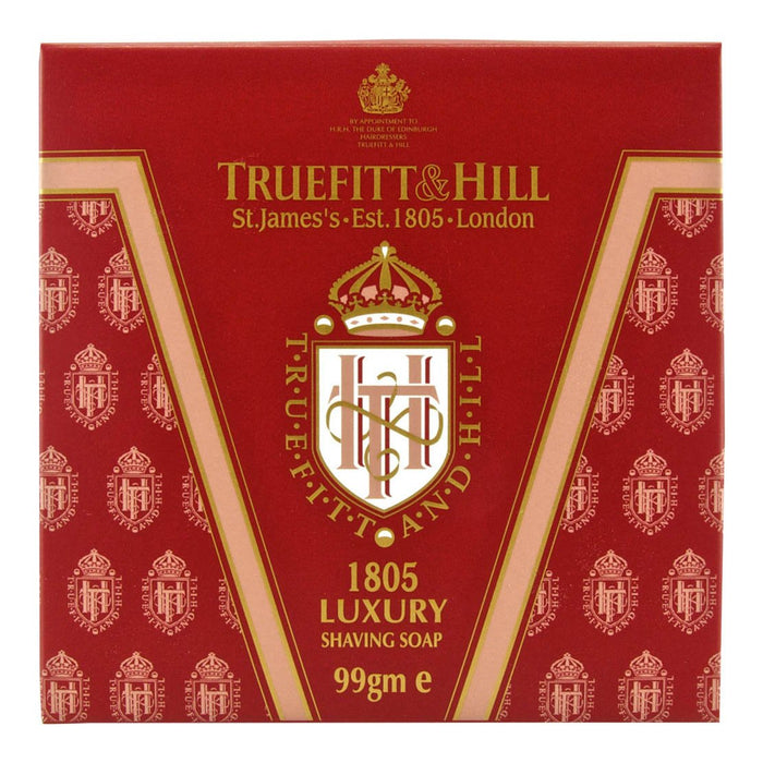 Truefitt & Hill Luxury barbersåpe i treskål - 1805