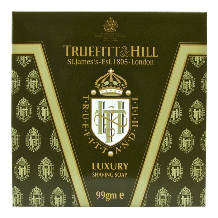 Truefitt & Hill Luxury barbersåpe i treskål