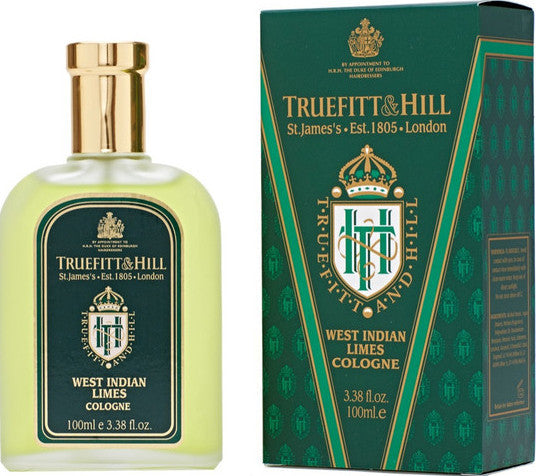 Truefitt & Hill Cologne - West Indian Limes - TESTER