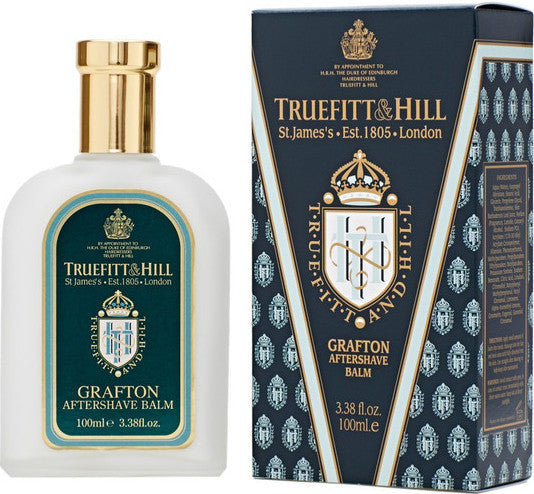 Truefitt & Hill Aftershave Balm - Grafton - TESTER