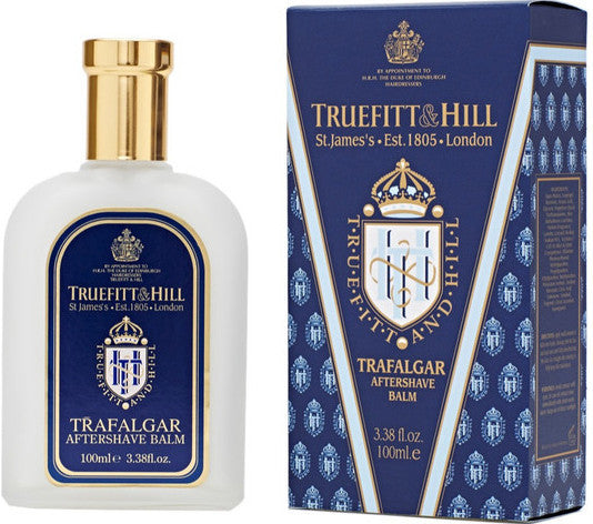 Truefitt & Hill Aftershave Balm - Trafalgar - TESTER