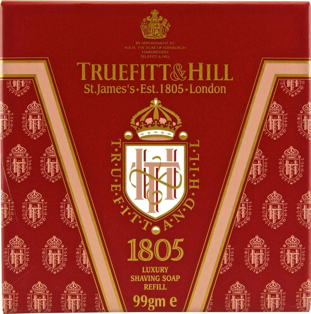 Truefitt & Hill Luxury barbersåpe refill - 1805