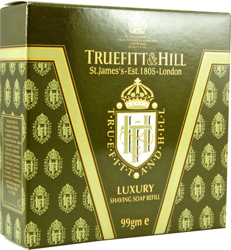 Truefitt & Hill Luxury barbersåpe refill