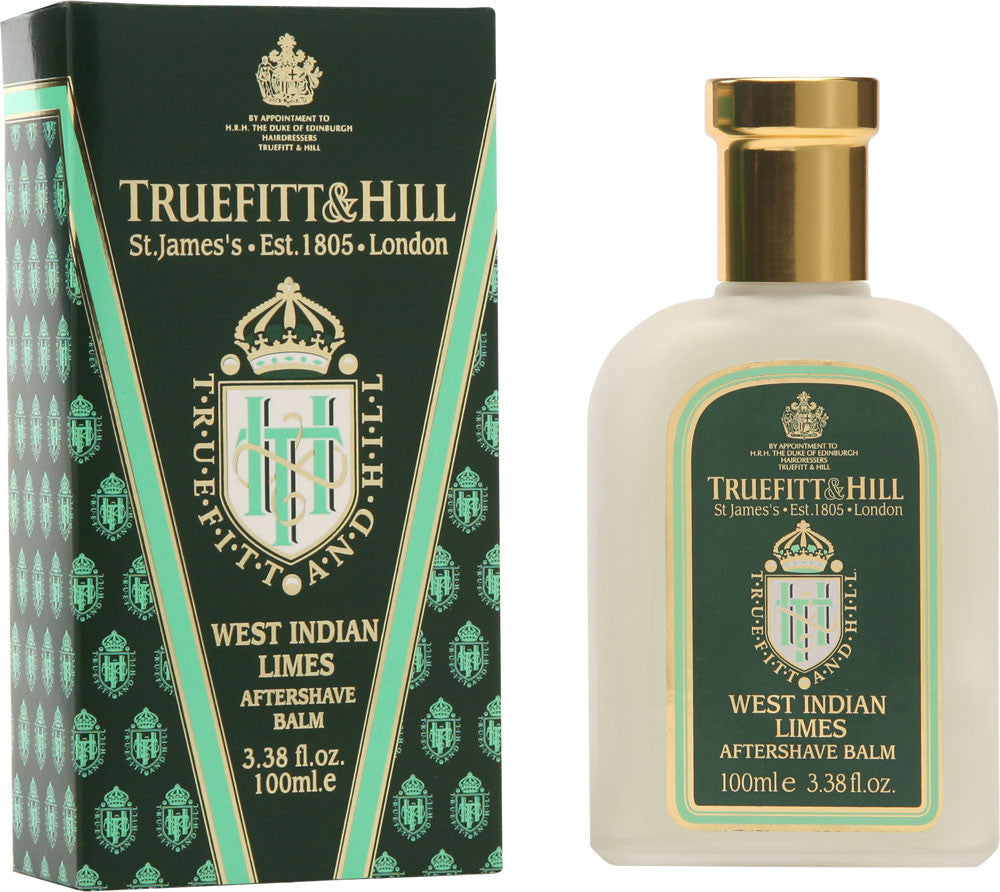 Truefitt & Hill Aftershave Balm - West Indian Limes