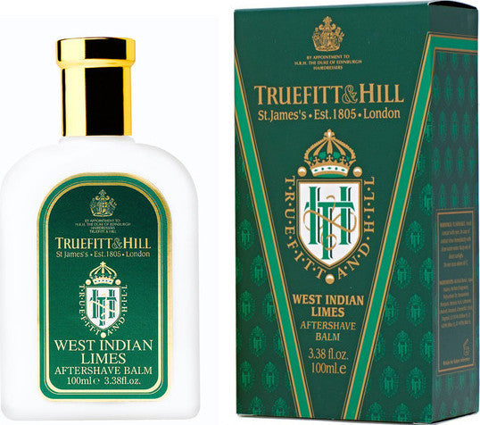 Truefitt & Hill Aftershave Balm - West Indian Limes - TESTER