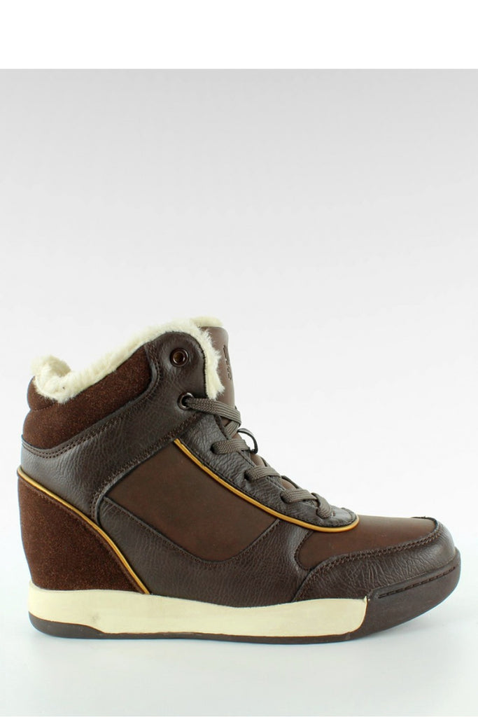 Wedge heel sneakers model 47911 Inello