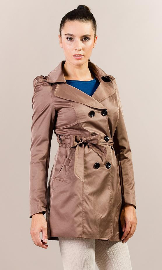 Coat model 10374 Heppin
