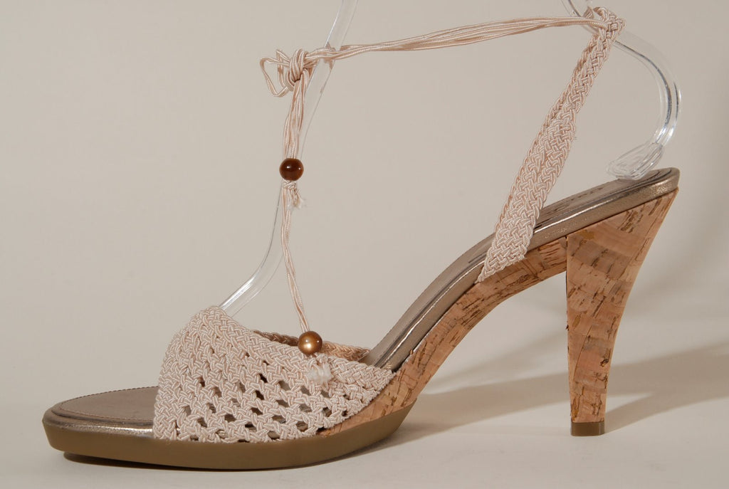 Cole Haan Sharpy Sandals Heels