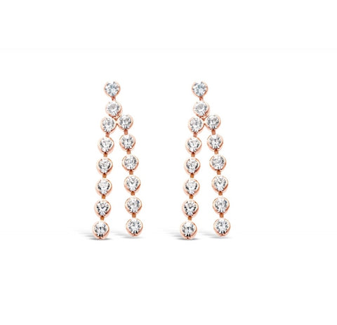 Drop Crystal Earrings - Sparkily Ever After
