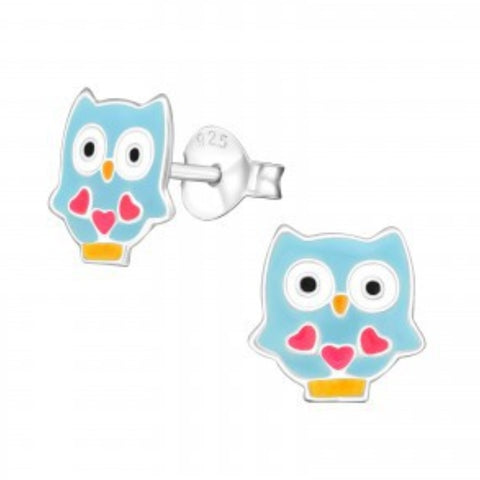 Owl Earrings - Sparkily Ever After