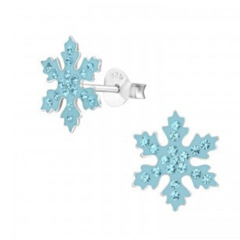 Snowflake Earrings - Sparkily Ever After