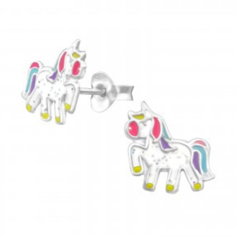Unicorn Earrings - Sparkily Ever After