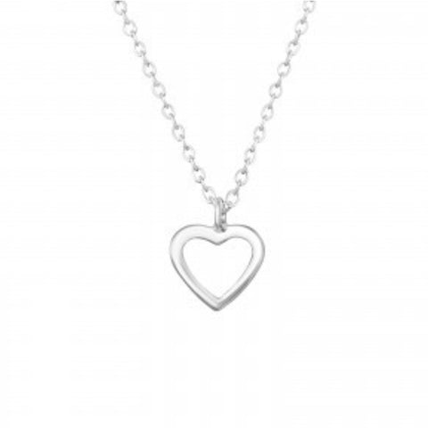 Heart Necklace - Sparkily Ever After