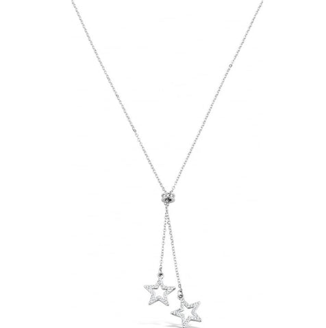 Crystal Star Pendant - Sparkily Ever After