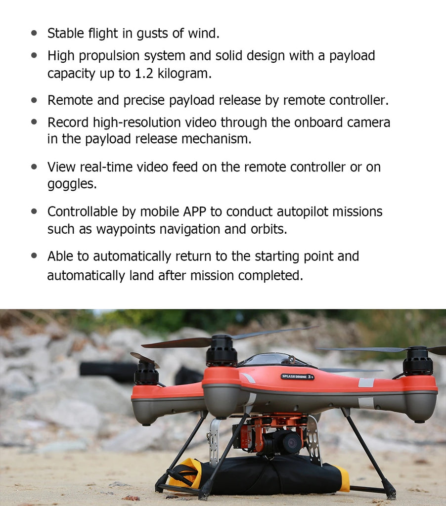 Drone Addiction - Swellpro 3+ Search and Rescue - Image 4