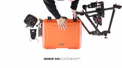 Nanuk 940 DJi Ronin-M with foam - Drone Addiction  - 5