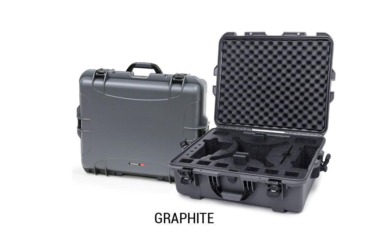 Nanuk 945 DJi Phantom Case with foam - Drone Addiction  - 1