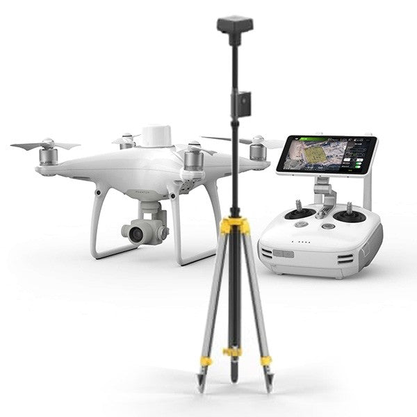 DJI Phantom 4 RTK with Mobile base station