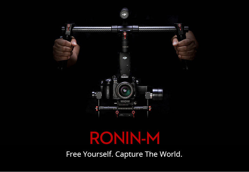 DJI Ronin - M - Drone Addiction  - 1
