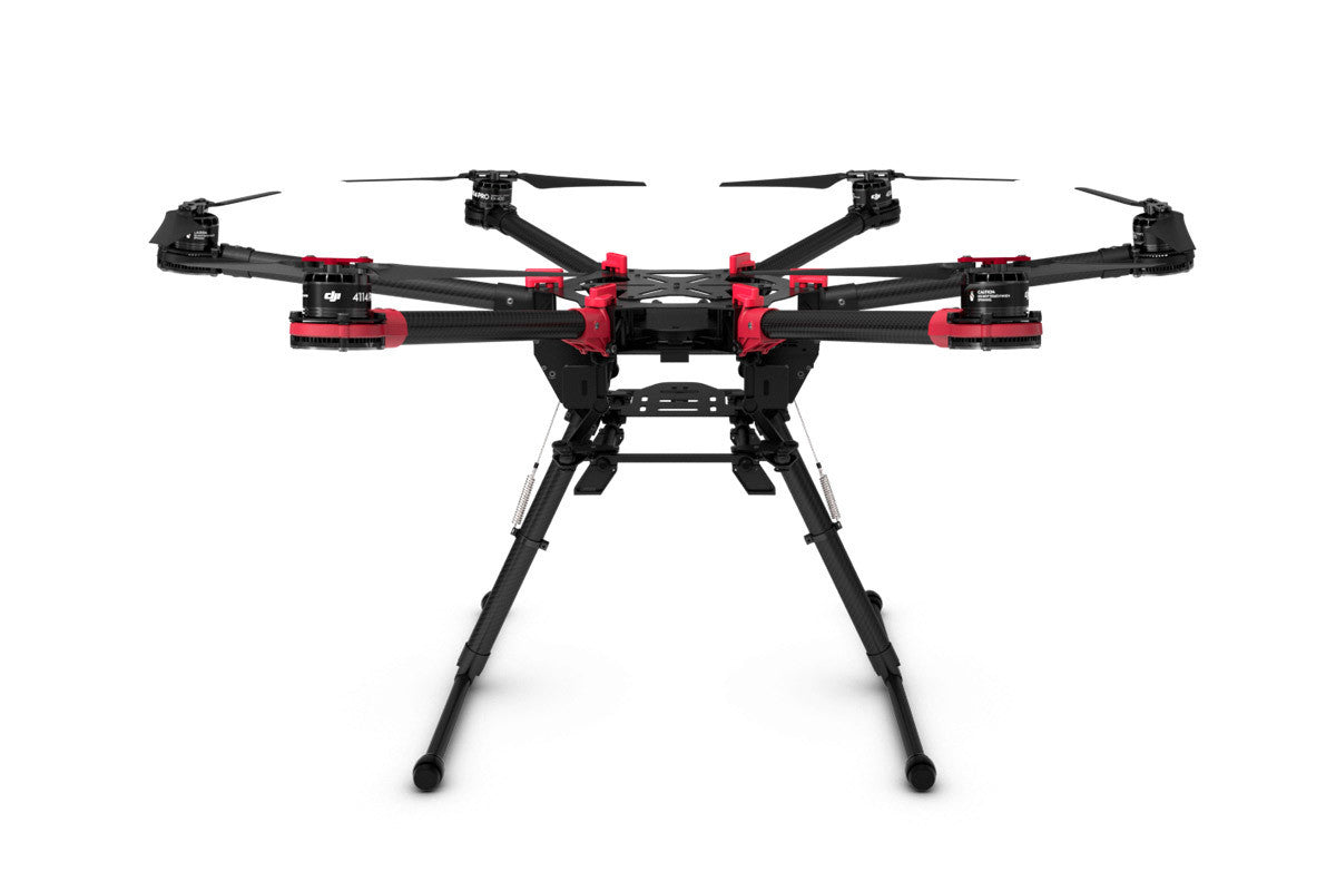 DJi Spreading Wings S900 - Drone Addiction  - 2