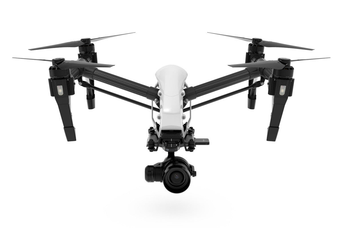 DJi Inspire 1 RAW with dual RC, SSD and Lens - Drone Addiction  - 1