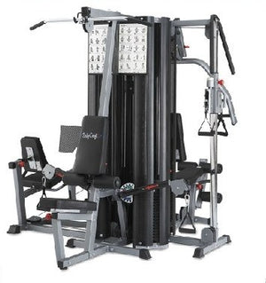 BodyCraft X4 Strength Training System - Fitness Equipment Broker Title | Fitness Equipment Broker - multi-station workout machines, commercial multi station gym machines, professional multi use gym equipment