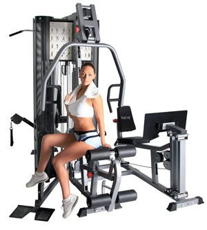 BodyCraft X2 Strength Training System - Fitness Equipment Broker Title | Fitness Equipment Broker - multi-station workout machines, commercial multi station gym machines, professional multi use gym equipment