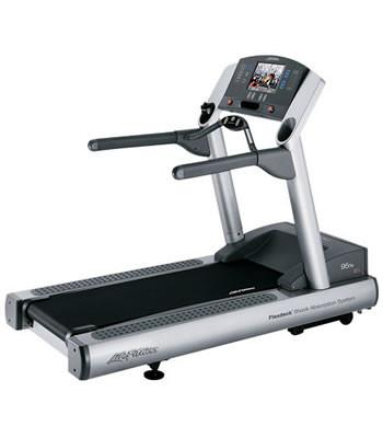 Life Fitness 95HRTE Treadmill Refurbished