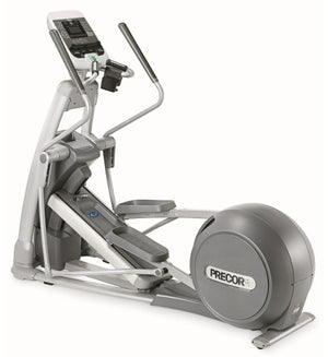 Precor EFX 576i Experience Series Elliptical Refurbished - Fitness Equipment Broker Title | Fitness Equipment Broker - low impact elliptical machine, elliptical gym machine, pre owned elliptical trainers