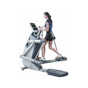 Precor AMT 100i Elliptical Refurbished - Fitness Equipment Broker Title | Fitness Equipment Broker - low impact elliptical machine, elliptical gym machine, pre owned elliptical trainers