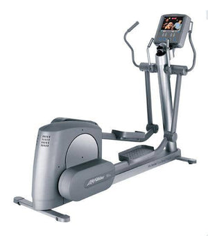 Life Fitness 95xe Elliptical Cross Trainer Refurbished - Fitness Equipment Broker | Fitness Equipment Broker - low impact elliptical machine, elliptical gym machine, pre owned elliptical trainers
