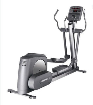Life Fitness 95xi Elliptical Cross Trainer Refurbished - Fitness Equipment Broker | Fitness Equipment Broker - low impact elliptical machine, elliptical gym machine, pre owned elliptical trainers