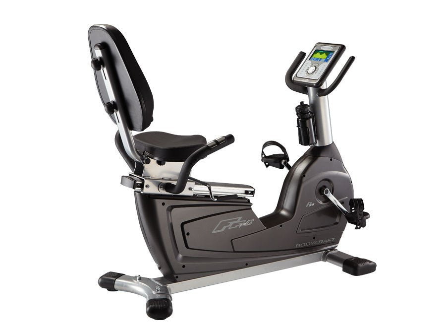 BodyCraft R18 Semi-Recumbent Bike - Fitness Equipment Broker | Voted America's #1 Trusted Source