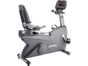 Life Fitness 95Ri Recumbent Bike Refurbished - Fitness Equipment Broker Title | Fitness Equipment Broker - commercial recumbent exercise bike, pre owned exercise bike, professional spin bike