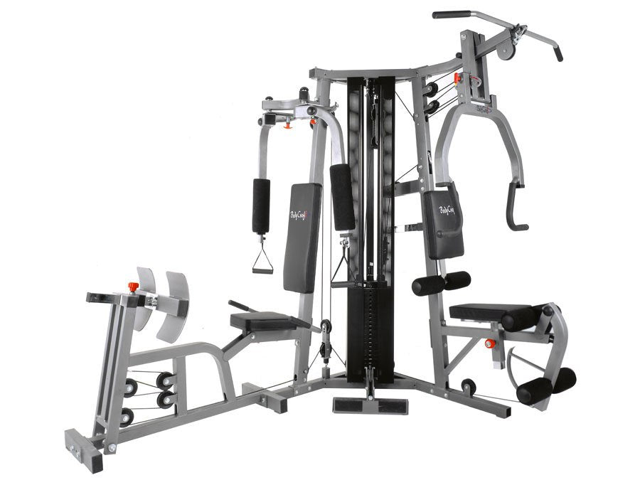 BodyCraft Galena Pro Home Strength Training System