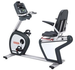 StarTrac Pro 6430 Commercial Recumbent Bike - Fitness Equipment Broker Title | Fitness Equipment Broker - commercial recumbent exercise bike, pre owned exercise bike, professional spin bike