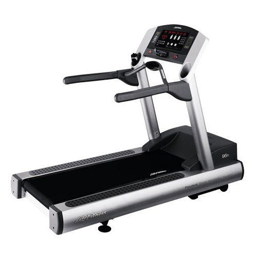 Life Fitness 95Ti Treadmill Refurbished