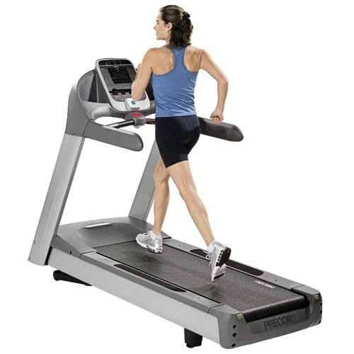 Precor C966i Experience Series Treadmill Refurbished