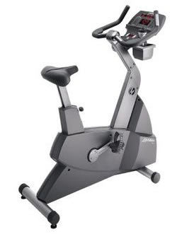 Life Fitness 95Ci Upright Bike - Fitness Equipment Broker Title | Fitness Equipment Broker - commercial recumbent exercise bike, pre owned exercise bike, professional spin bike
