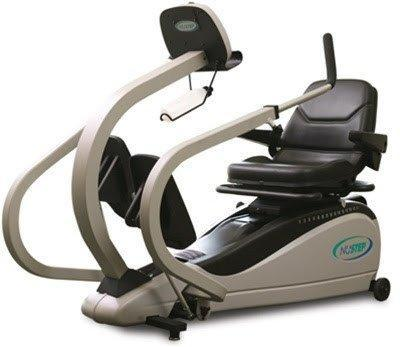 NuStep TRS 4000 T4 Recumbent Stepper - Refurbished